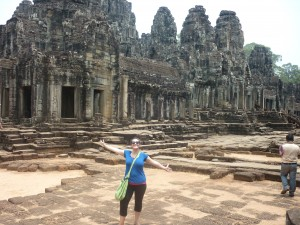 It's easy to find a sense of wonder in a place like this (Angkor Wat, Cambodia)
